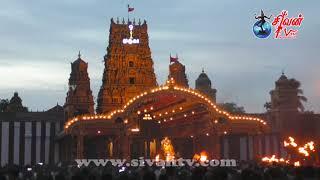 நல்லூர் கந்தசுவாமி கோவில் 18ம் திருவிழா 02.09.2018
