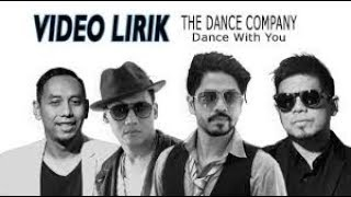 DANCE WITH YOU - THE DANCE COMPANY karaoke download ( tanpa vokal ) cover