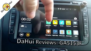 getlinkyoutube.com-Eonon - GA5153F Custom Interface and Review