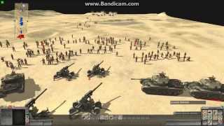 getlinkyoutube.com-Men of war assult sqaud 2 - massive battle