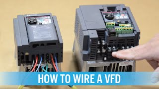 getlinkyoutube.com-How to wire a  VFD / variable frequency drive