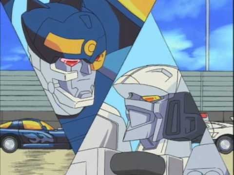 Transformers Robots in Disguise Episode 2 : An Explosive Situation