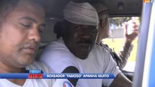 getlinkyoutube.com-Boxeador Holyfield Apanha Muito - Cidade Alerta 15/04/15