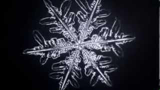 getlinkyoutube.com-Nascimento de um floco de neve