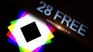 getlinkyoutube.com-28 FREE OVERLAYS for SV & AE #2