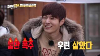 getlinkyoutube.com-(Showtime INFINITE EP.2) Sung yeol Penalty the dishes