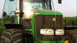 getlinkyoutube.com-JOHN DEERE 6620 autopowr engine sound STRAIGHT PIPE!!