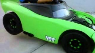 "Powerwheel with electric ""NOS"""