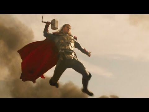 Thor 2 The Dark World | offical trailer #1 US (2013) Chris Hemsworth Tom Hiddleston Natalie Portman