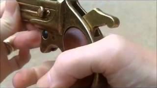 getlinkyoutube.com-Макет пистолета Деринджер 1866 р.   1262