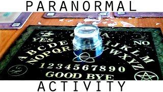 getlinkyoutube.com-Ouija Board contacts Violent Demon Entity? Scary Poltergeist Activity.