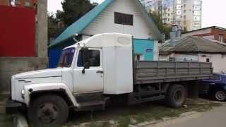 getlinkyoutube.com-В кабине ГАЗ 3309 со спалкой