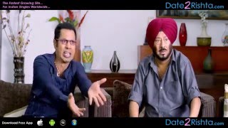 getlinkyoutube.com-Gurpreet Ghuggi, Binnu Dhillon, Jaswinder Bhalla & Gippy Grewal   Marriage Comedy HD 1