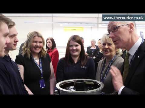 Jobs boost for Perthshire chopper firm Vector Aerospace