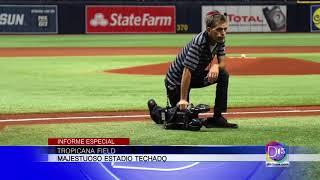 Conozca el Tropicana Field y valiosos testimonios de hispanos que trabajan en él