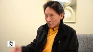 Entrevista a Nawang Khechog