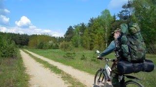 getlinkyoutube.com-Одиночный поход в лес с ночевкой возле заброшенной зверофермы