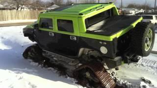 getlinkyoutube.com-H2 Hummer on mattracks