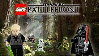 Lego Star Wars Battlefront - Battle on Endor