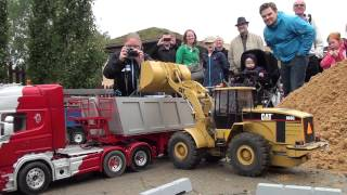 getlinkyoutube.com-Rc Truck (Træf i Jesperhus Blomsterpark)