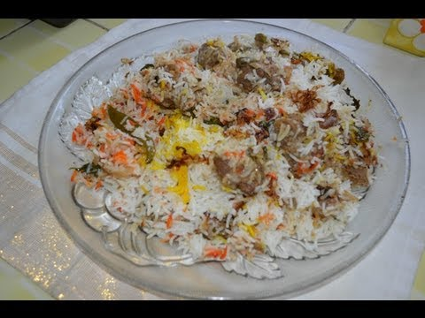 Mutton Biryani (spicy, quick and easy) Recipe By:- Chef Shaheen