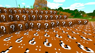 getlinkyoutube.com-Minecraft POOP LUCKY BLOCK BATTLE ARENA! with The Pack! (Minecraft Mods)