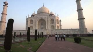 getlinkyoutube.com-India Agra Taj Mahal