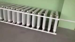 getlinkyoutube.com-STAR-1000 Отопление Водородом 20 батарей.