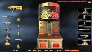 getlinkyoutube.com-Warface Warbox- Tavor Ctar-21 By:Thug
