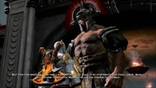 getlinkyoutube.com-God of War III - Boss #4: Hercules