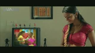 Deivamagal Serial Sujatha saree Removing UNCUT