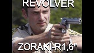 """revolver ZORAKI R-1. 6"""""""