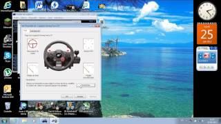 getlinkyoutube.com-[TUTO] Comment configurer son volant Logitech Driving Force GT sur Euro Truck Simulator 2 ?