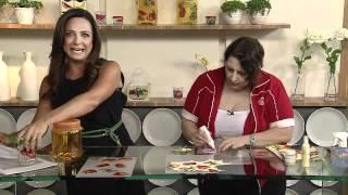 getlinkyoutube.com-Aprenda a técnica de adesivagem em tecido pra decorar a sua adesivagem em tecido!