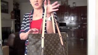 getlinkyoutube.com-Louis Vuitton Totally MM vs Delightful PM Comparison