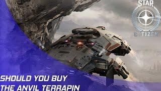 getlinkyoutube.com-Star Citizen: Should you buy the Anvil Terrapin?
