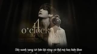 [VIETSUB] 네시 (4 O'CLOCK)   RM & V