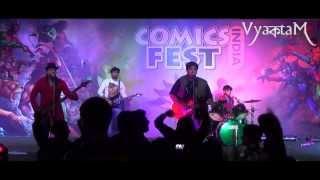 getlinkyoutube.com-Main Hoon Doga (Live) - Vyaktam @ Raj Comics Comics Festival, India, 2013