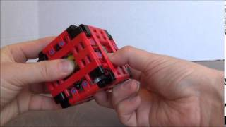 Lego technic puzzle box