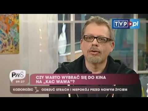 """Tomasz Raczek kontra scenarzysta """"Kac Wawa"""""""