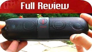 Fivestar F-808 Bluetooth Speaker Full Review Everbuying.com