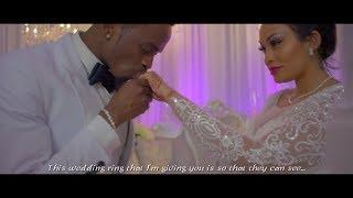 Diamond Platnumz na Zari The Bosslady walifunga ndoa kwenye 'Iyena'