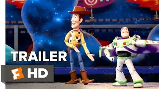 Toy Story 4 Teaser Trailer Reaction  2019    Movieclips Trailers