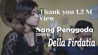 Tata Janeeta Feat Maia Estianty   Sang Penggoda (COVER) By Della Firdatia