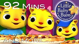 getlinkyoutube.com-Three Little Kittens | Part 2 | Plus Lots More Nursery Rhymes | 92 Minutes from LittleBabyBum!