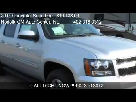2014 Chevrolet Suburban LT - for sale in Norfolk, NE 68701