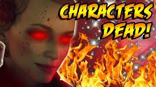 getlinkyoutube.com-MAXIS KILLED THE SHADOWS OF EVIL CHARACTERS! Secret Portal Easter Egg! Black Ops 3 Zombies Storyline