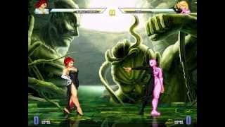 getlinkyoutube.com-MUGEN |\/| Black Widow (me) VS Ten