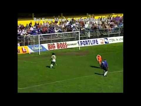 Lawak Penjaga Gol - Bola Sepak Dunia - funny he3