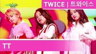 getlinkyoutube.com-TWICE (트와이스) - TT [Music Bank HOT Stage / 2016.11.25]